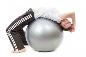 Bola de ejercicios